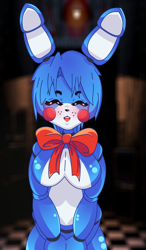 Click for details five nights in anime demo night toy bonnie is