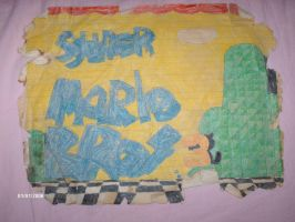Super Mario Bros. 3 :3 by ToddNTheShiningSword
