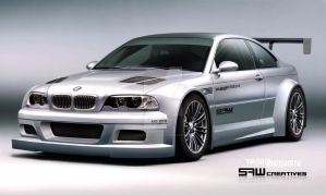 BMW M3GTR yasidDESIGN by yasiddesign