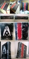 Custom N7 Xbox by Herrickk