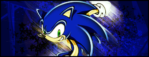 Sonic by Finglemaster