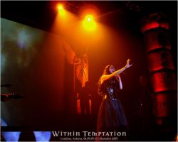 Within Temptation 3 by Elly-jM