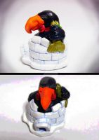 Happy Penguin by sethness