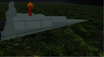 Me and My Star Destroyer on Second Life. by nbgodzilla86
