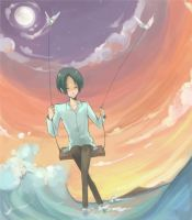 .Swing me to the heavens. by gridlocked