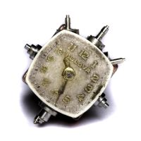 Steampunk Tie Tack Bulova by CatherinetteRings