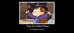 Gravity Falls Motivational by Cybertoy00