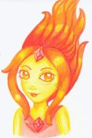 Flame Princess by Tanis711