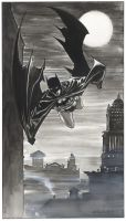 Batman-HERO by BillReinhold