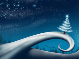Abstract Winter Wallpapers by FreeBackgroundWeb