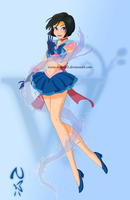 Commission-Sailor Water by Nippy13