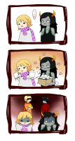 Happy Father's Day Omake - Homestuck by TimelessHeaven