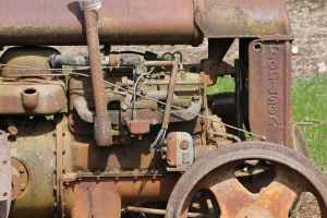 Fordson  tractor by finhead4ever