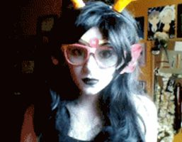 Feferi cosplay GIF by Recreating-life
