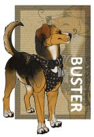 Buster by Kasamm