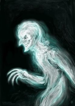 Ghost by AndreIllustrates