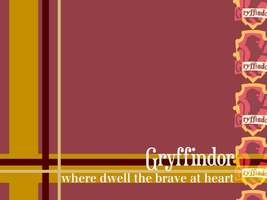Gryffindor Wallpaper by Grace-like-rainx