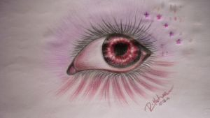 Eye by NylaMalak