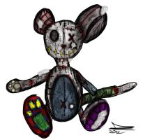 The Mouse by JadeTheAngle777