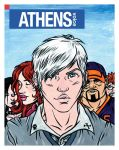 Athens Voice_Cover by t-drom