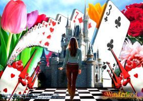 Print Ad 2 for Wonderland by liagiannjezreel