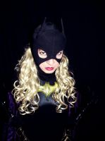 Batgirl Cosplay - Yes Tim? by ozbattlechick