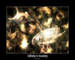 Infinity is Insanity by Xilenius