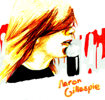 Aaron Gillespie by KasumiTan