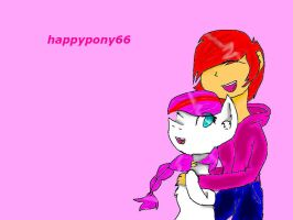 Profile picture new happypony66 by happypony66