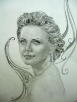 Charlize Theron by lihualicious