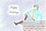 christmas innes by Shyell