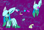 Crystal Ref by CrystalTheeGlaceon