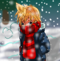 Ventus-Christmas season khbbs by Absolhunter251