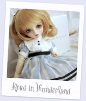 Remi in Wonderland by miakyou