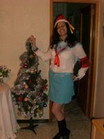 Cosplay Haruhi by Nenetchy