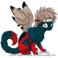 100-6 Themes - Tannzix Adopt - Adopted by Feralx1