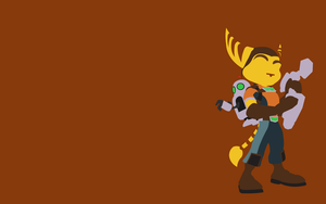 Ratchet and Clank 1 by dragonitearmy