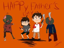 Happy Father's day. by Ammychan92698