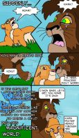 The Lion King IV - The Never-Ending Circle page 2! by Daniellee14