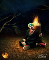 The last Clown by PriscillahSanttana