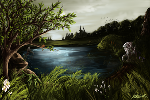 Lake Vale by Susiron