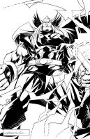 Thor by johnnymorbius
