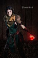 Merrill 4 - Dragon Age II cosplay by LuckyStrike-cosplay
