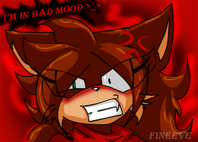 I'm in bad mood...FineEve by SilverAlchemist09