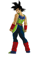 Bardock by BardockSonic