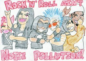 Ain't Noise Pollution by The-Great-Stash