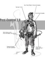Pest-Control 2.0 by deralbi