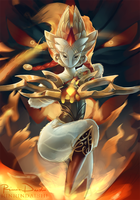 Shadowfire Kindred by RinRinDaishi