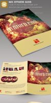 No Other God Church Bulletin Template by loswl