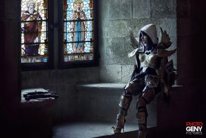 Demon Hunter Diablo 3 by Kotori-Cosplay